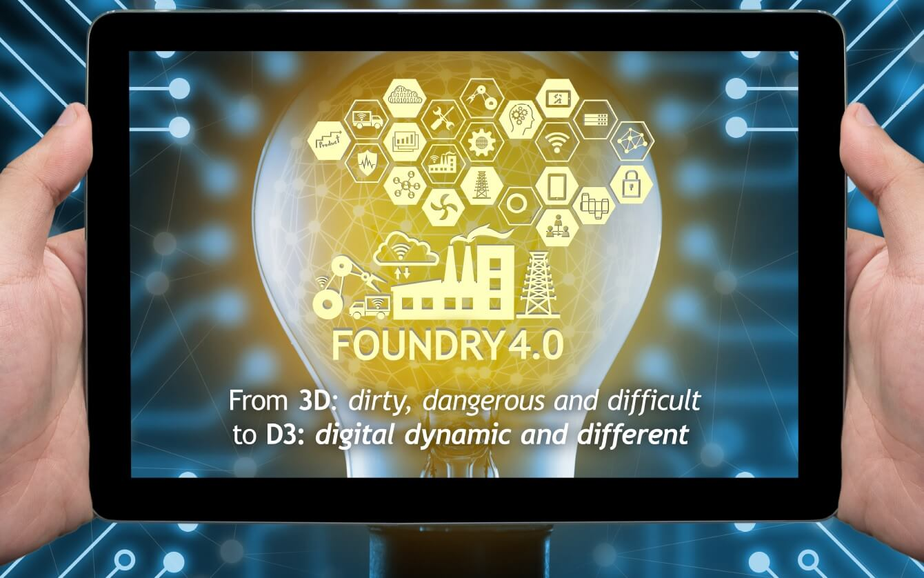 Foundry 4.0 using FRP Driving the Digital Transformation (Part 6)
