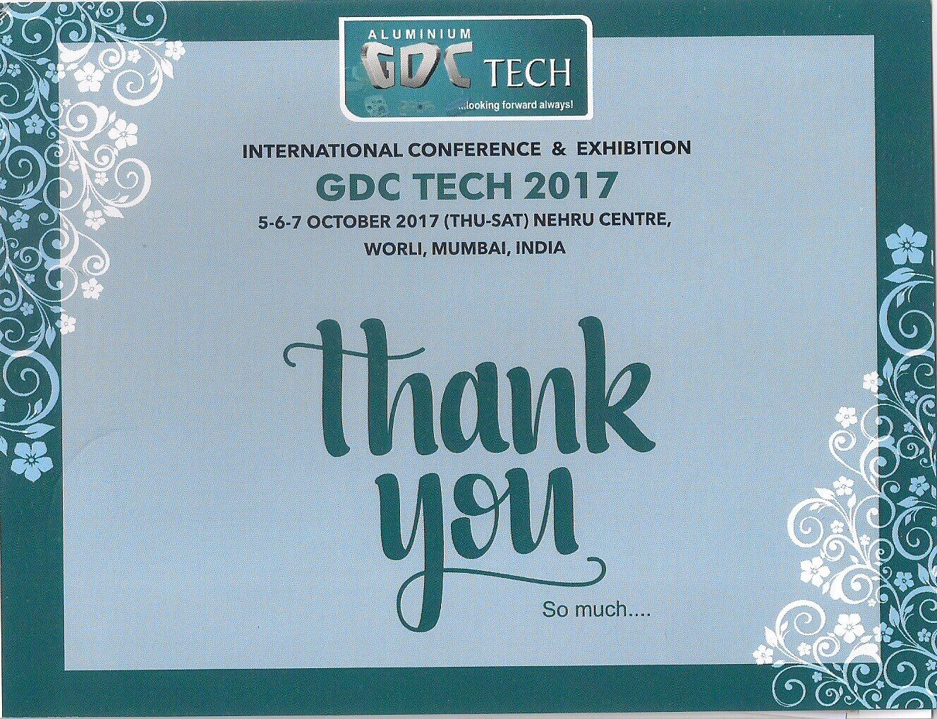 GDCTech 2017 Conference in Mumbai