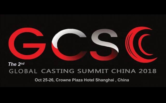 2nd Global Casting Summit in China