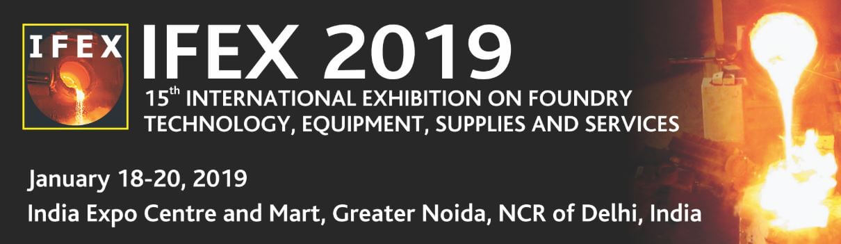Visit our booth D-38 on IFEX-2019!