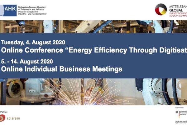 Energy Efficiency Through Digitisation